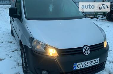 Volkswagen Caddy груз. 2012 в Черкассах