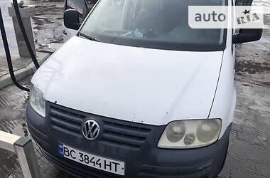 Volkswagen Caddy груз. 2007 в Львові