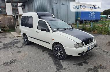 Легковий фургон (до 1,5т) Volkswagen Caddy груз. 2002 в Кам'янець-Подільському