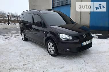 Volkswagen Caddy пасс. 2013 в Николаеве