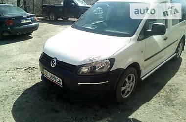 Volkswagen Caddy пасс. 2011 в Львове