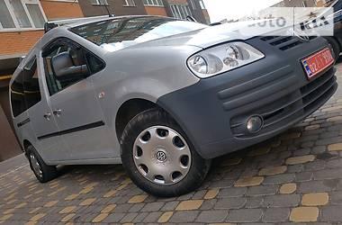 Volkswagen Caddy пасс. 2010 в Виннице