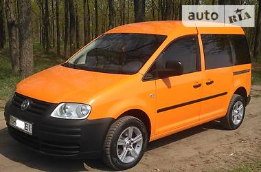 Volkswagen Caddy пасс. 2005 в Одессе