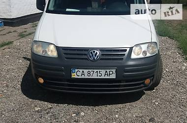 Volkswagen Caddy пасс. 2005 в Черкассах