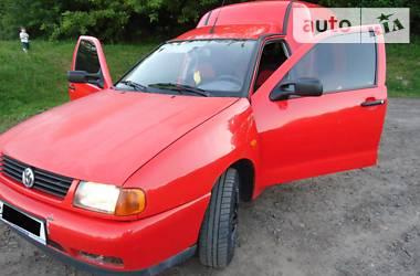 Volkswagen Caddy пасс. 2002 в Львове