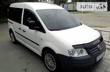 Volkswagen Caddy пасс. 2008 в Черкассах