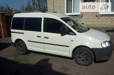 Volkswagen Caddy пасс. 2010 в Донецке