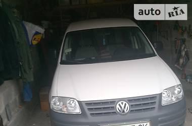 Volkswagen Caddy пасс. 2007 в Ивано-Франковске