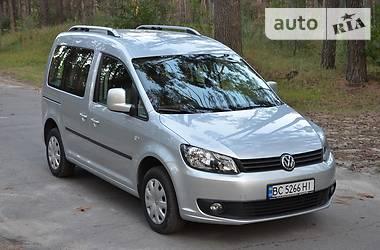 Volkswagen Caddy пасс. 2012 в Черкассах