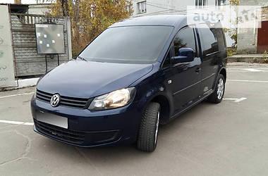 Volkswagen Caddy пасс. 2012 в Виннице