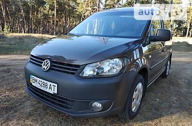 Volkswagen Caddy пасс. 2011 в Ахтырке