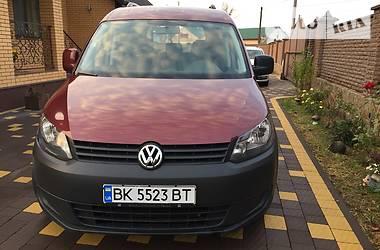 Volkswagen Caddy пасс. 2011 в Белгороде-Днестровском