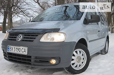 Volkswagen Caddy пасс. 2006 в Теофиполе