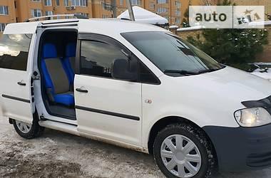 Volkswagen Caddy пасс. 2010 в Киеве