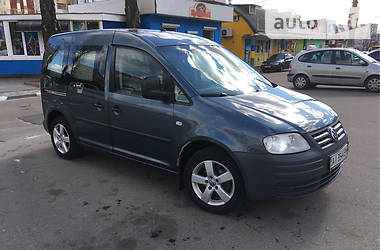 Volkswagen Caddy пасс. 2007 в Обухове