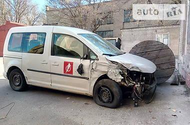 Volkswagen Caddy пасс. 2013 в Кривому Розі