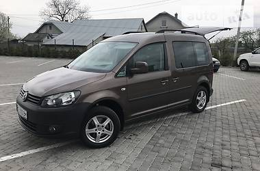 Volkswagen Caddy пасс. 2012 в Снятине