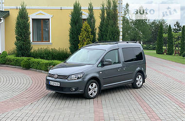 Volkswagen Caddy пасс. 2011 в Луцьку