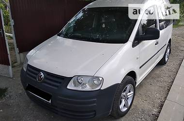 Volkswagen Caddy пасс. 2008 в Гайвороне
