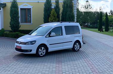 Volkswagen Caddy пасс. 2011 в Луцке