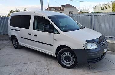 Volkswagen Caddy пасс. 2008 в Теофиполе