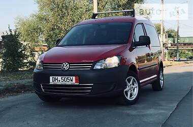 Volkswagen Caddy пасс. 2012 в Казатине
