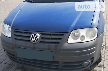 Volkswagen Caddy пасс. 2008 в Нововолынске