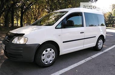 Volkswagen Caddy пасс. 2007 в Калуше