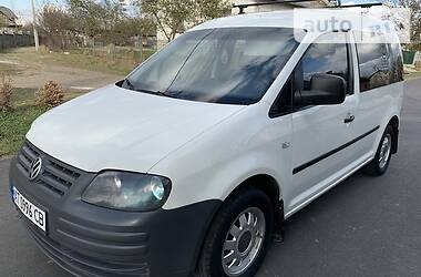 Volkswagen Caddy пасс. 2006 в Калуше