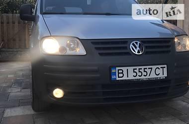 Volkswagen Caddy пасс. 2007 в Лубнах