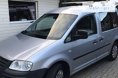 Volkswagen Caddy пасс. 2006 в Виннице