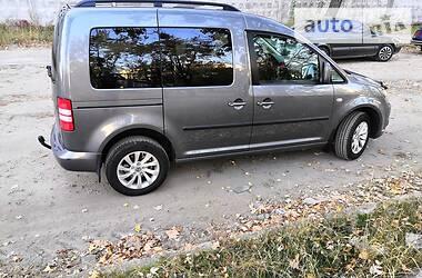 Volkswagen Caddy пасс. 2011 в Киеве