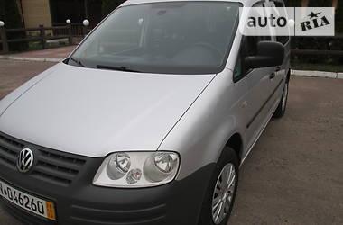 Volkswagen Caddy пасс. 2009 в Чернигове