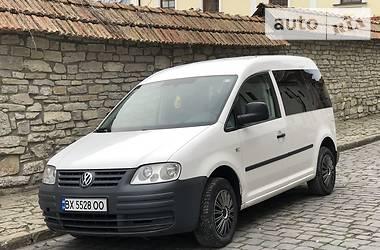 Volkswagen Caddy пасс. 2008 в Каменец-Подольском