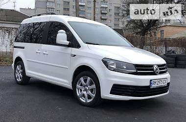 Volkswagen Caddy пасс. 2017 в Бердичеве
