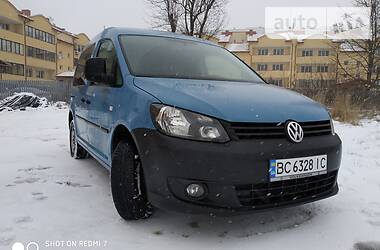 Volkswagen Caddy пасс. 2014 в Бродах
