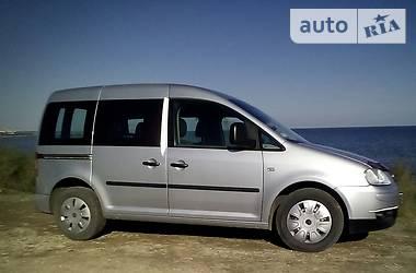 Volkswagen Caddy пасс. 2008 в Черноморске
