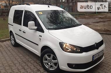 Volkswagen Caddy пасс. 2013 в Сумах