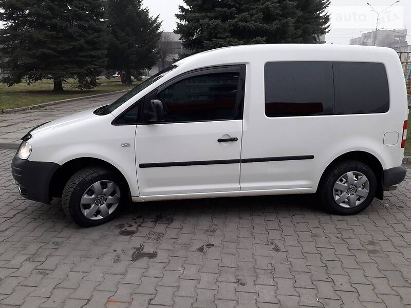 Volkswagen Caddy пасс. 2006 в Дрогобыче