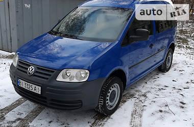 Volkswagen Caddy пасс. 2006 в Полтаве