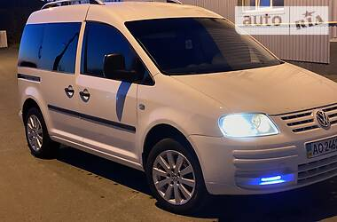 Volkswagen Caddy пасс. 2005 в Виноградове