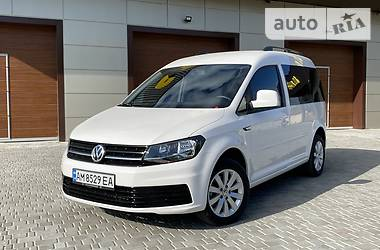Volkswagen Caddy пасс. 2017 в Бердичеве