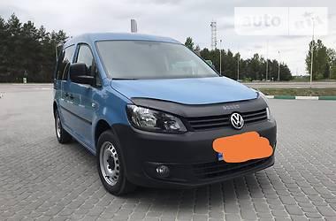 Volkswagen Caddy пасс. 2014 в Бродах