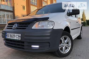 Volkswagen Caddy пасс. 2004 в Киеве