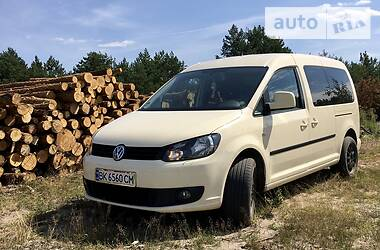 Volkswagen Caddy пасс. 2015 в Рокитном