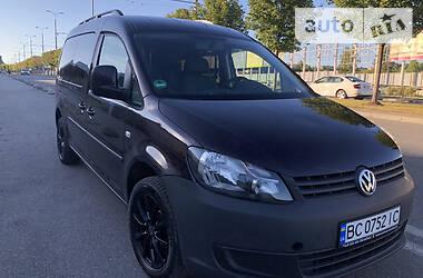 Volkswagen Caddy пасс. 2012 в Львове
