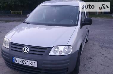 Volkswagen Caddy пасс. 2006 в Обухове