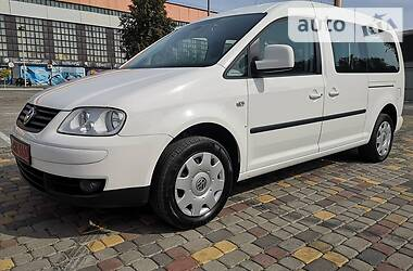 Volkswagen Caddy пасс. 2010 в Луцке