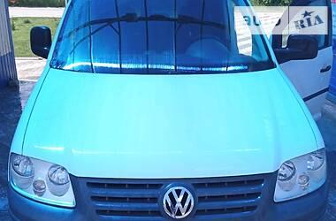 Volkswagen Caddy пасс. 2009 в Волновахе