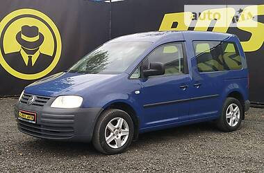 Volkswagen Caddy пасс. 2007 в Луцке